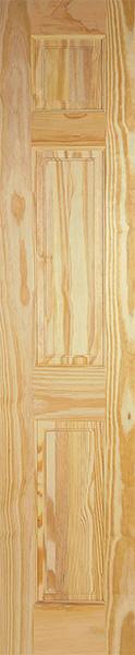 3P-Clear-Pine Door