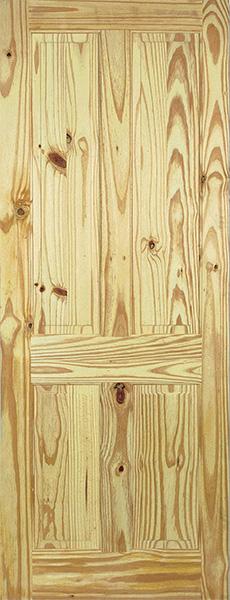 4P-Knotty-Pine Door