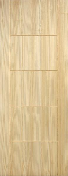 Florida-5P-Pine-Door