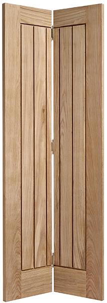 Mexicano Bi-Fold Oak