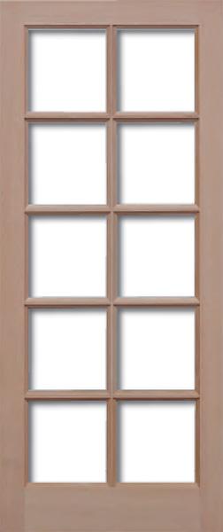 SC-Hemlock Door