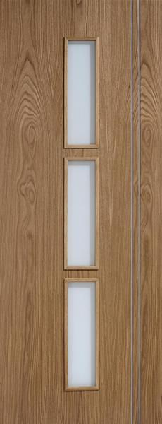 Sierra Glazed Oak