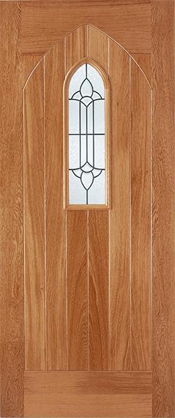 Westminister External Hardwood