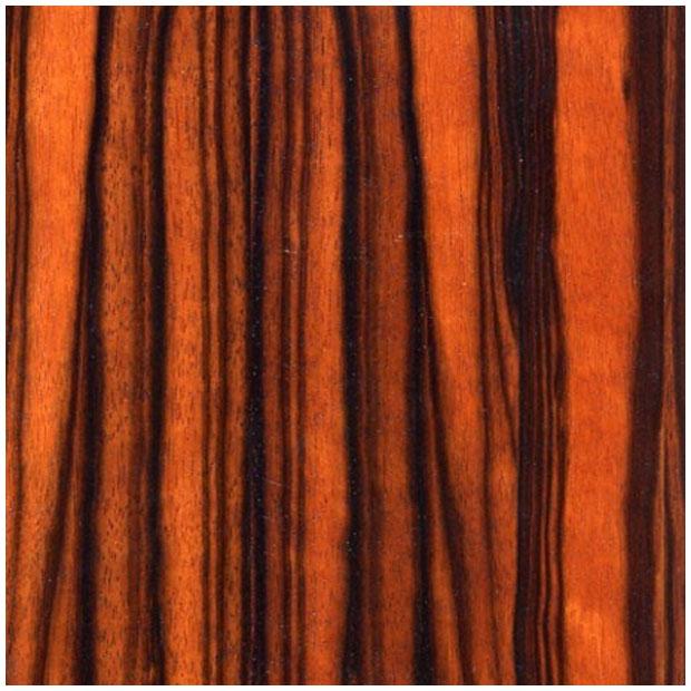 Veneer types designer woods for Most beautiful wood